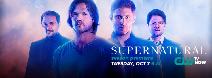 Supernatural season 10 Premiere