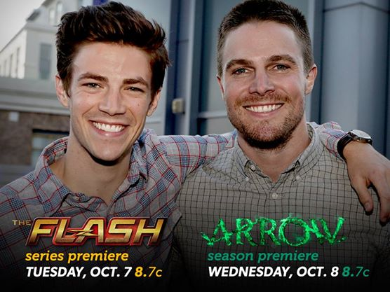 Flash- Arrow crossover