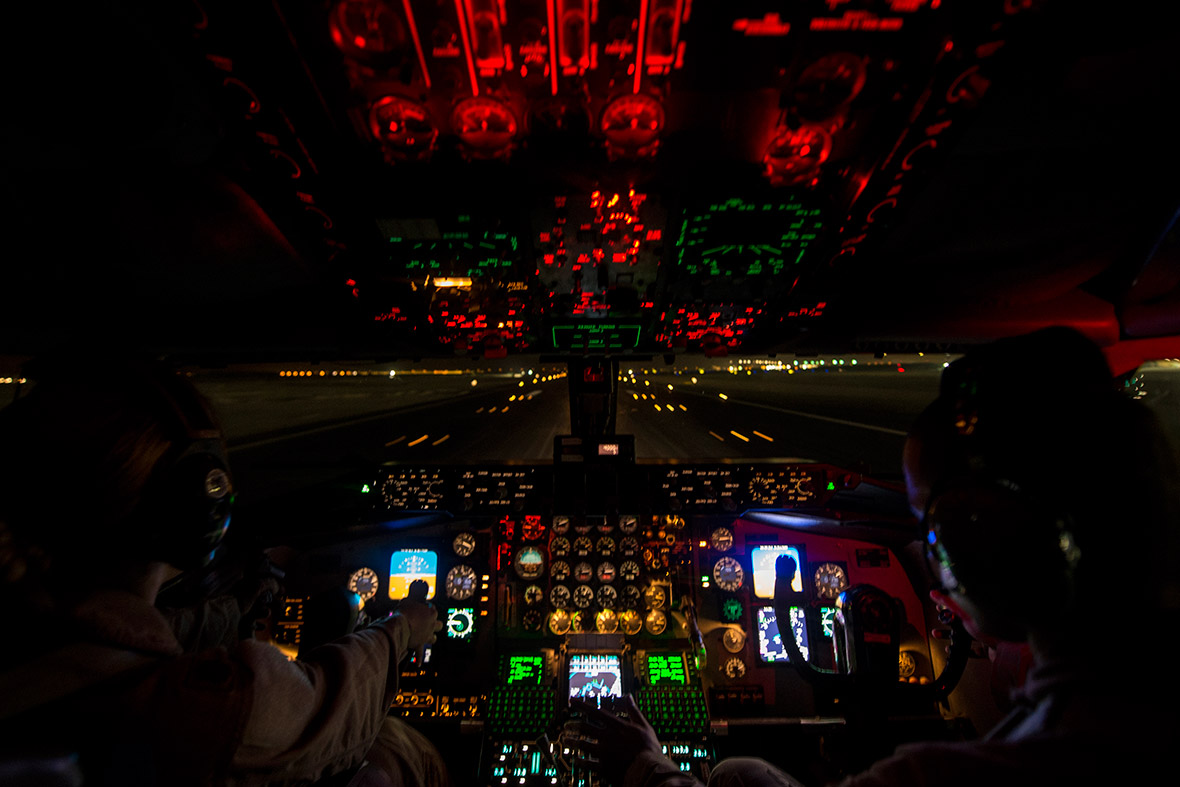 us air force dashboard