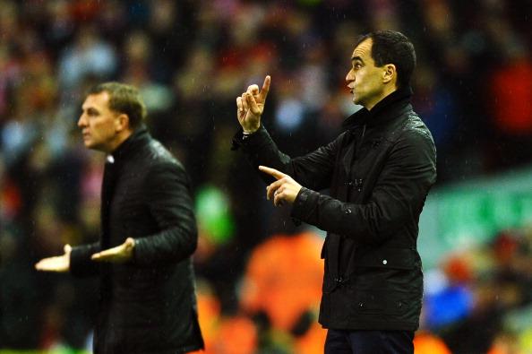 Brendan Rodgers-Roberto Martinez