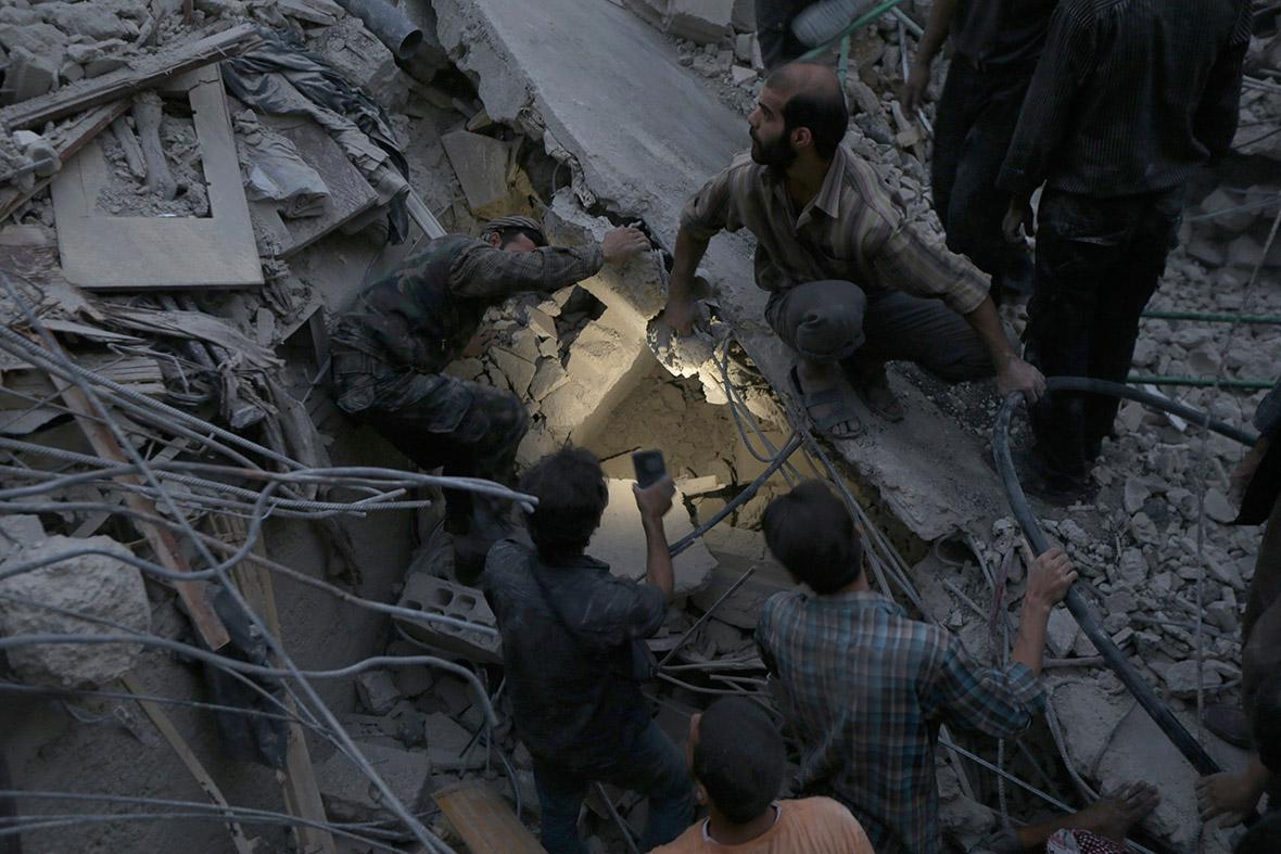 syria blast`