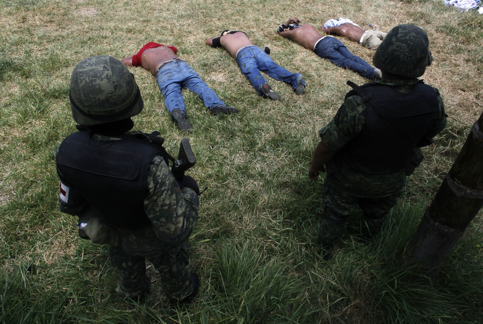 Mexican Soldiers Arrested over Tlatlaya 'Massacre'