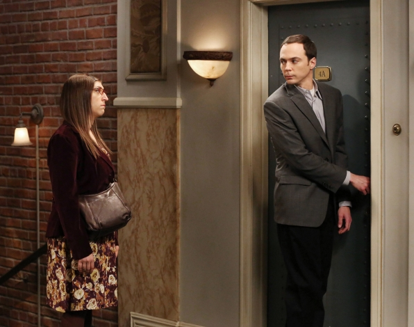 The Big Bang Theory Season 8 Episode 3
