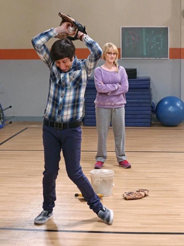 The Big Bang Theory Season 8 Episode 3