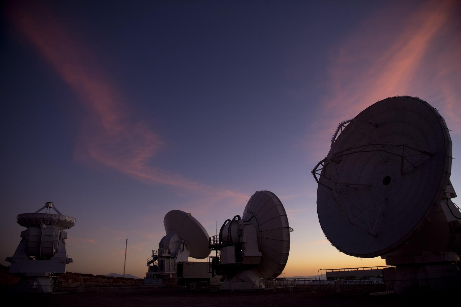alma telescope
