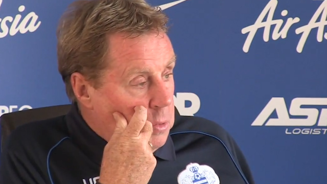 Redknapp: I Expect Abuse from Saints Fans