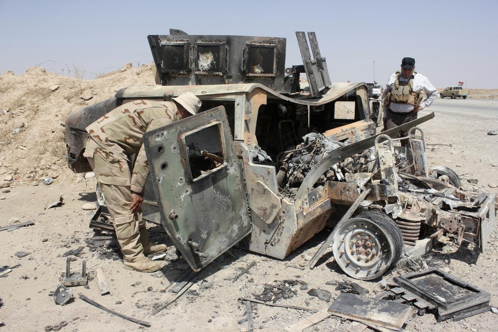 Humvee ISIS ISIL