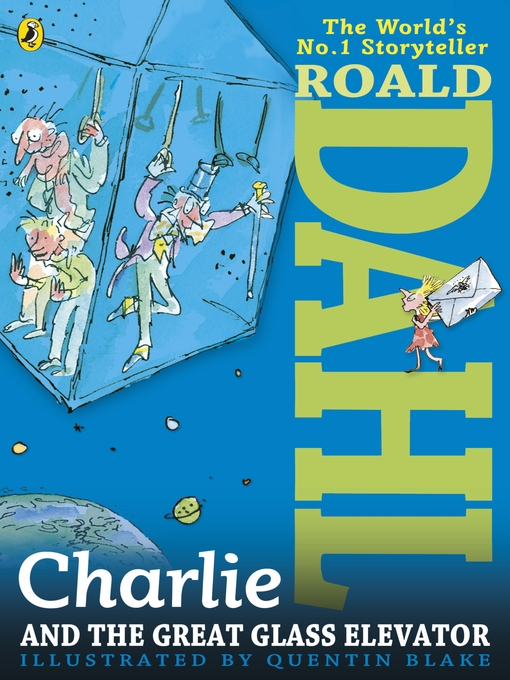 Charlie and the Glass Elevator by Roald Dahl