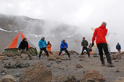 kilimanjaro cricket