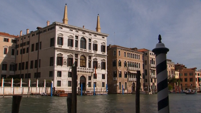 Wedding Fever Grips Venice ahead of Clooney's Nuptials