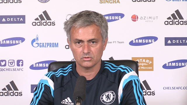 Mourinho on Pellegrini 'Killing' Clattenburg and Having a Good Number Two