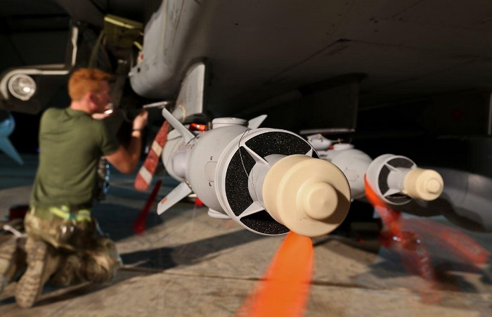 The Tornadoes have been authorised to launch airstrikes in Iraq for the first time.