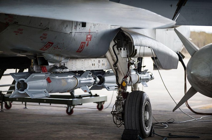 The Tornado GR4 jets is powered by two Rolls-Royce engines and is one of the few planes that can operate at low levels