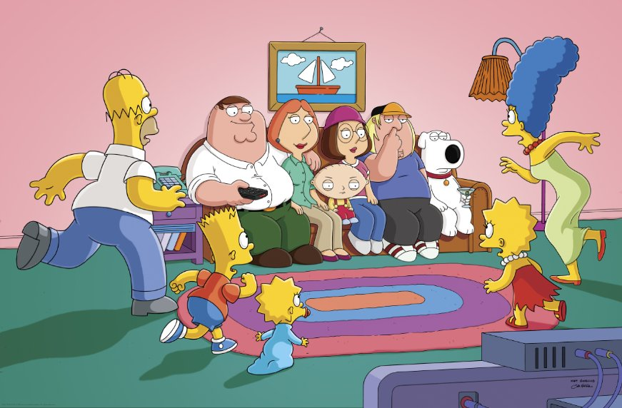 Family Guy-Simpsons Crossover Review: What Happened When ...