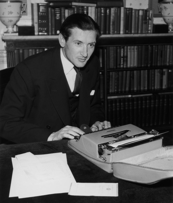 Lord Lambton, pictured in 1958 (Getty)