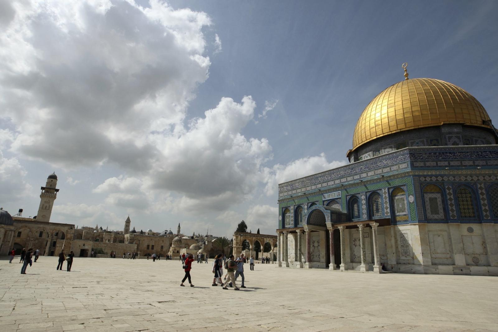 Inside Israel's Tourism Industry – Jerusalem