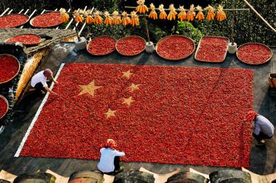 chillies flag
