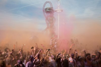 colour run london