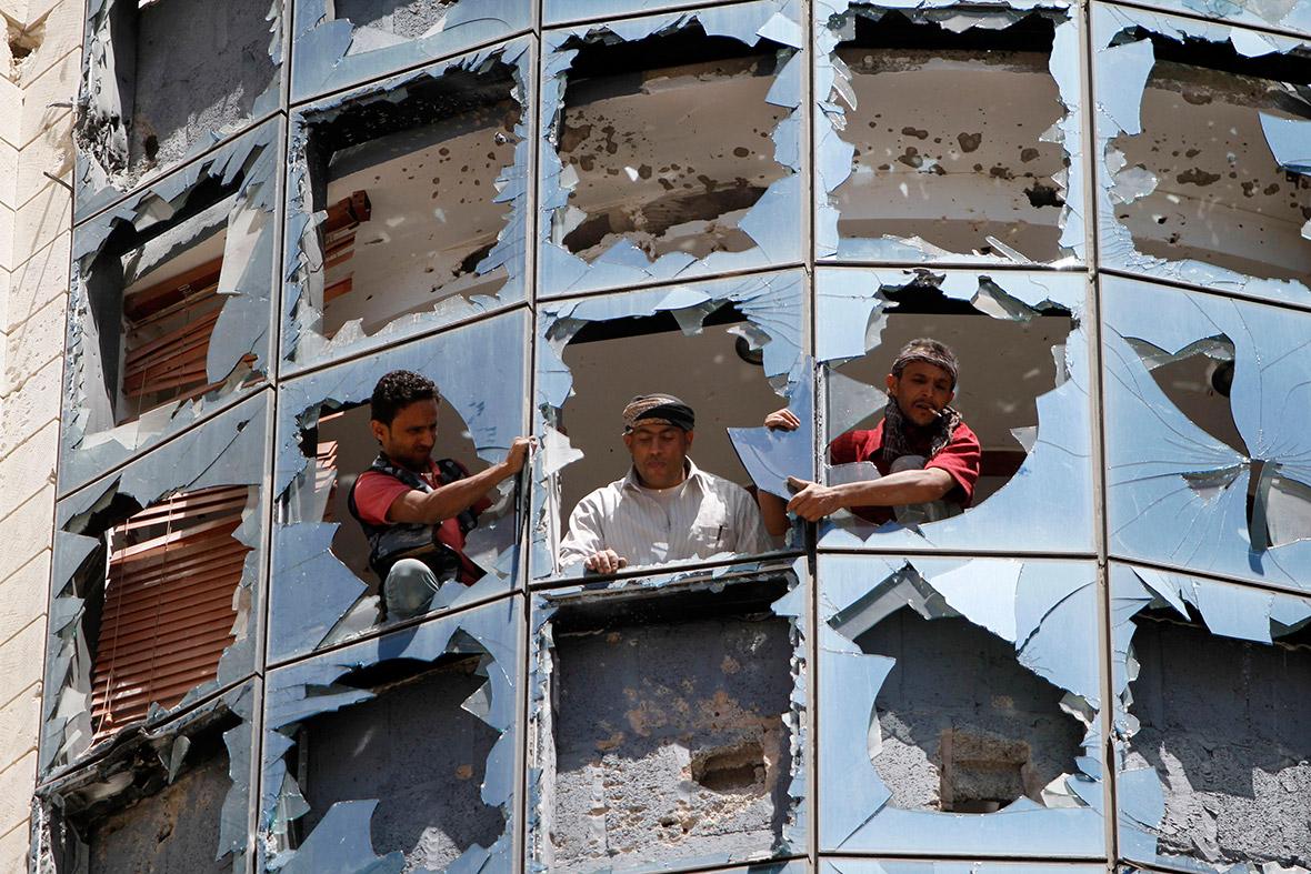 yemen building