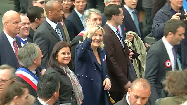 France's National Front Grabs First-Ever Senate Seats