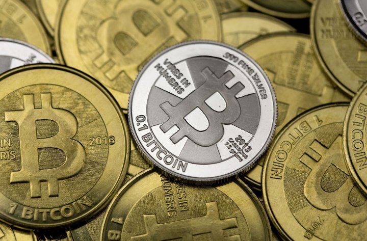Bitcoin enthusiast Mike Caldwell's coins