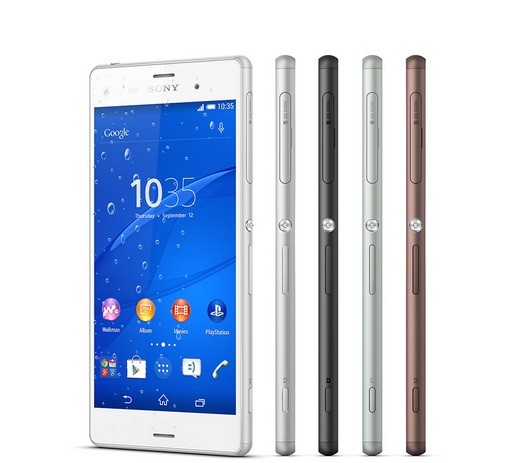 T-Mobile Sony Xperia Z3 Android Lollipop