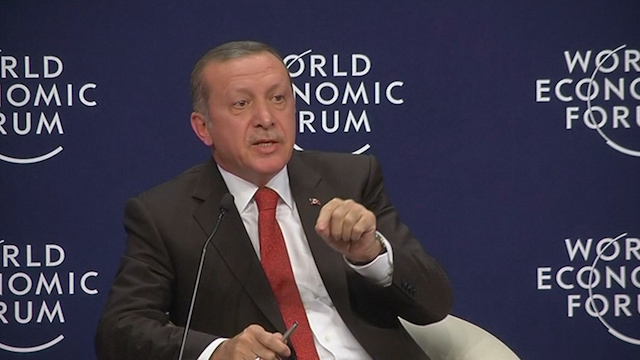 Erdogan: Will Help in Fight against Islamic State