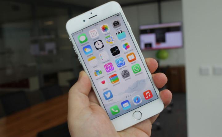 iPhone 6 faces error 53