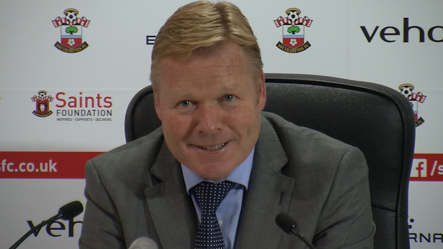 Koeman: Pellè's Goal Could Be Goal of the Season