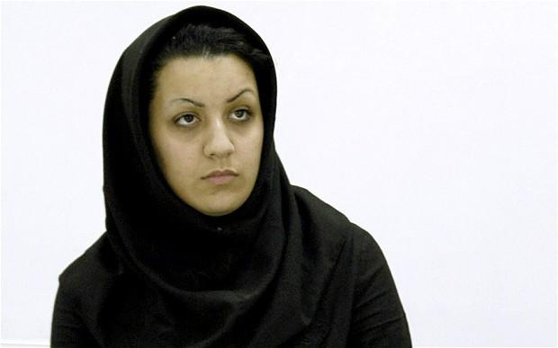 Rayhaneh Jabbari Iran execution