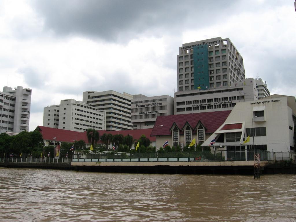 Siriraj hospital Thailand
