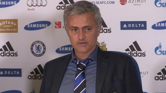 Mourinho Looks Towards Champions League After Win at Villa