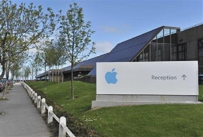 Apple Operations International in Cork, IrelandReuters
