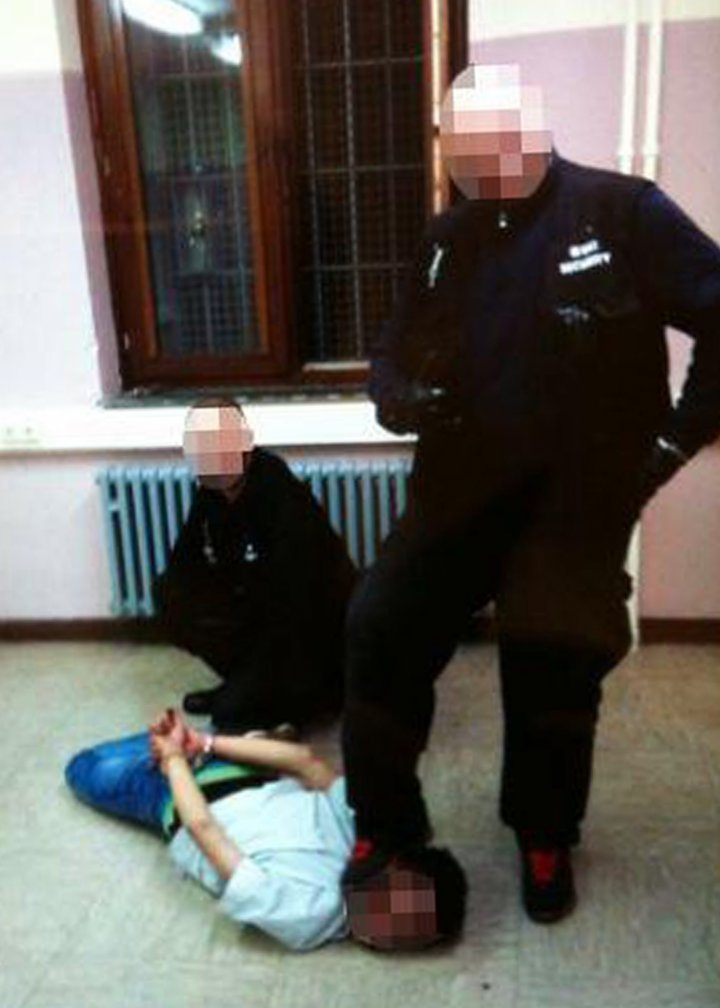 Germany Abuse Torture Refugees
