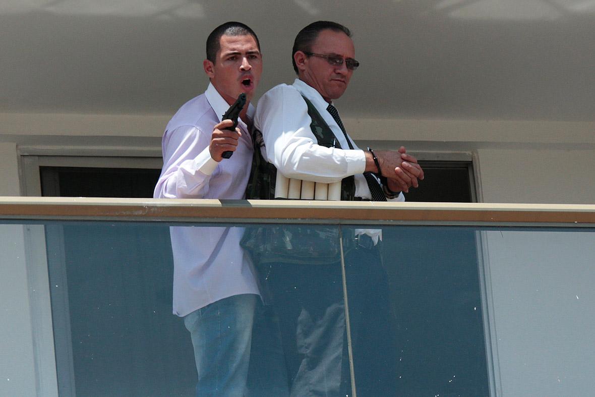 brasilia hostage