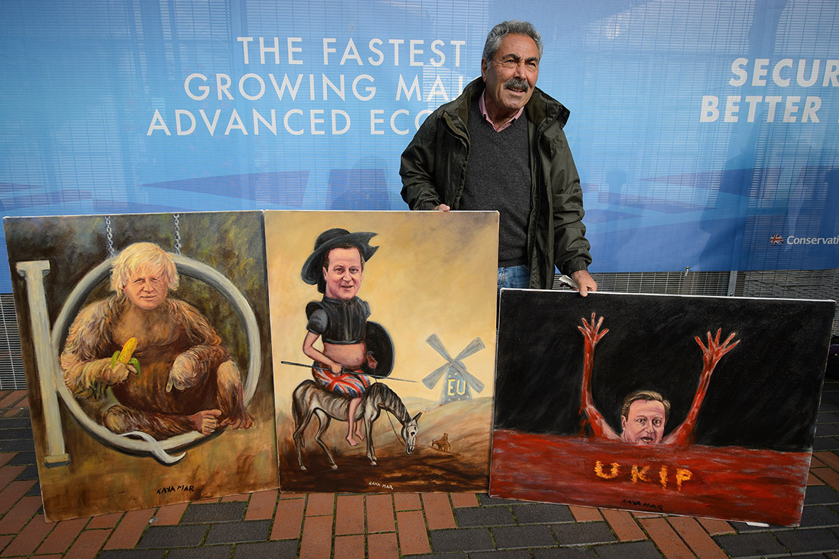 conservative conference art
