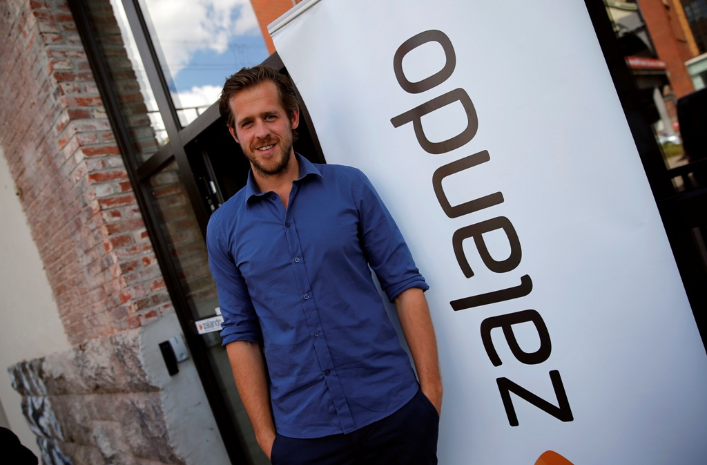 Online Retailer Zalando to Raise up to $767m in Frankfurt Floatation