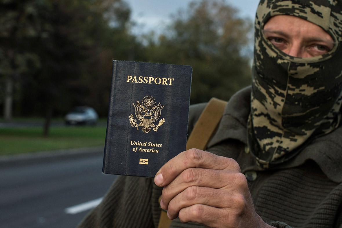 Hunter American Ukraine