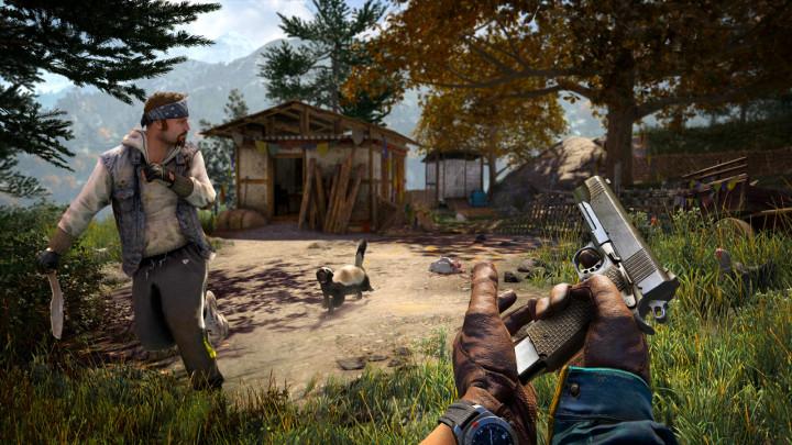 Far Cry 4 screenshot