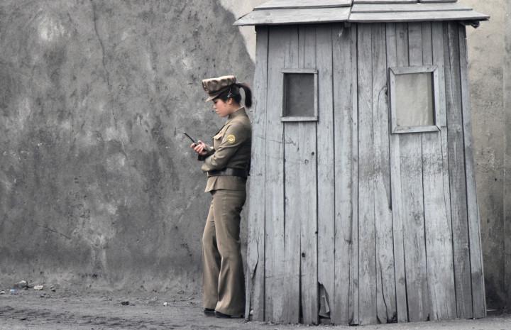 North Korea Mobile Phone