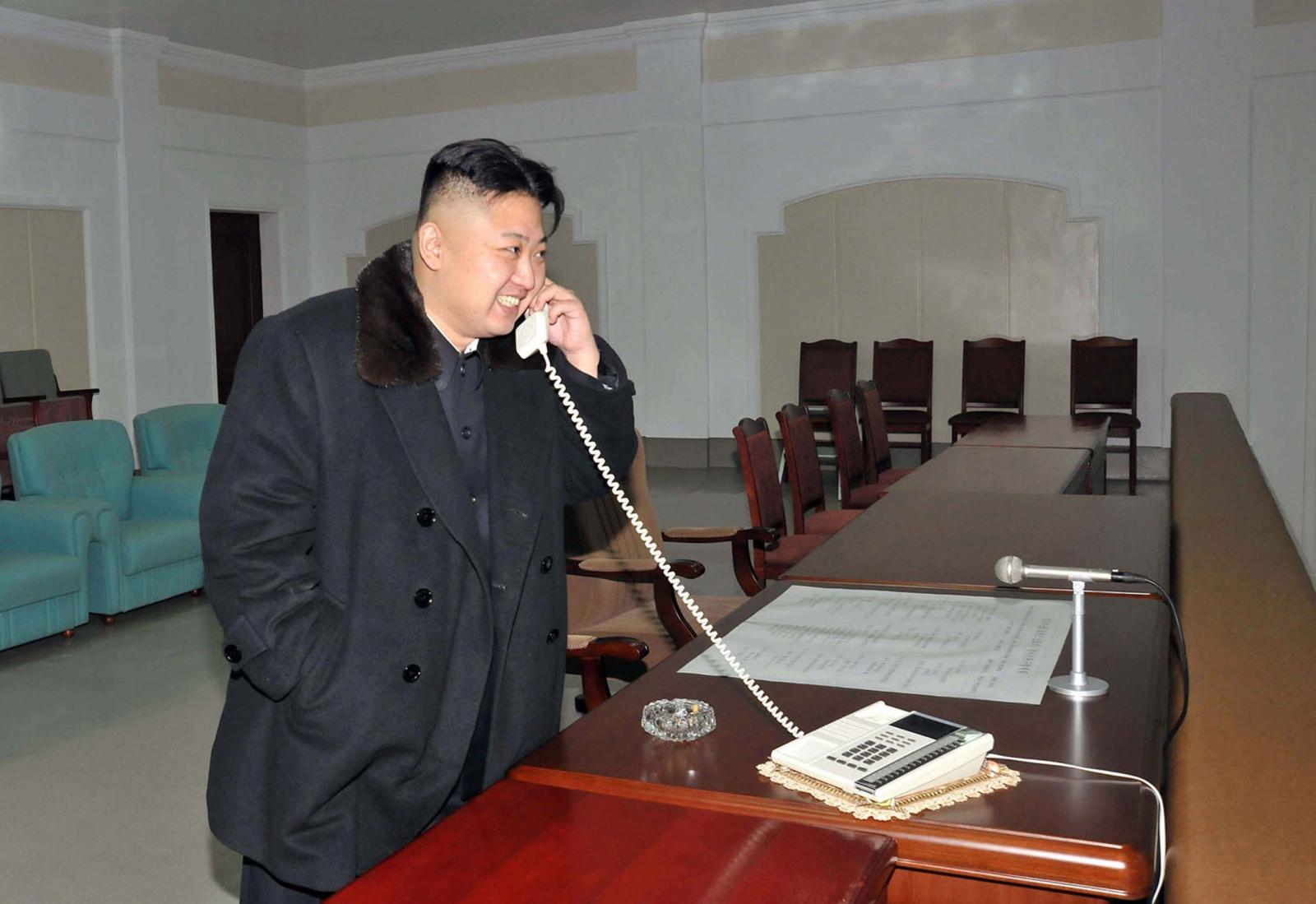 North Korea's Kim Jong-un and coup reports