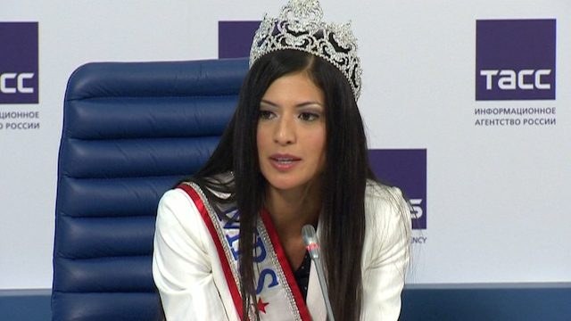 Mrs. America Pageant to Take Place in Annexed Crimea