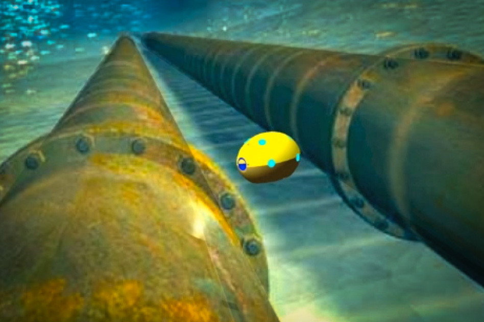 A new underwater robot invented by MIT could boost maritime security by being able to quietly hunt for contraband hidden in false hulls below ships