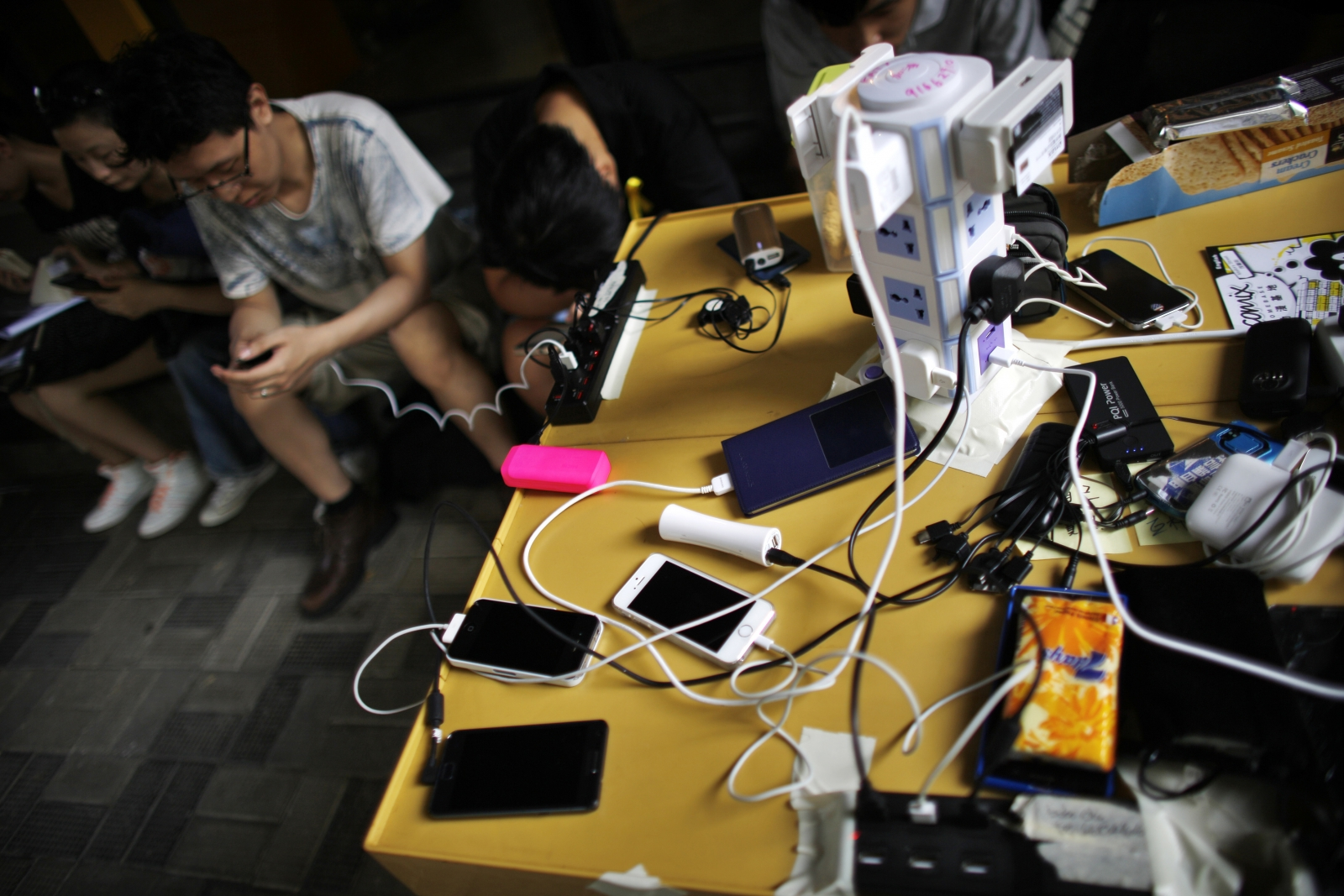 Sophisticated iOS Malware Targets Hong Kong Protesters