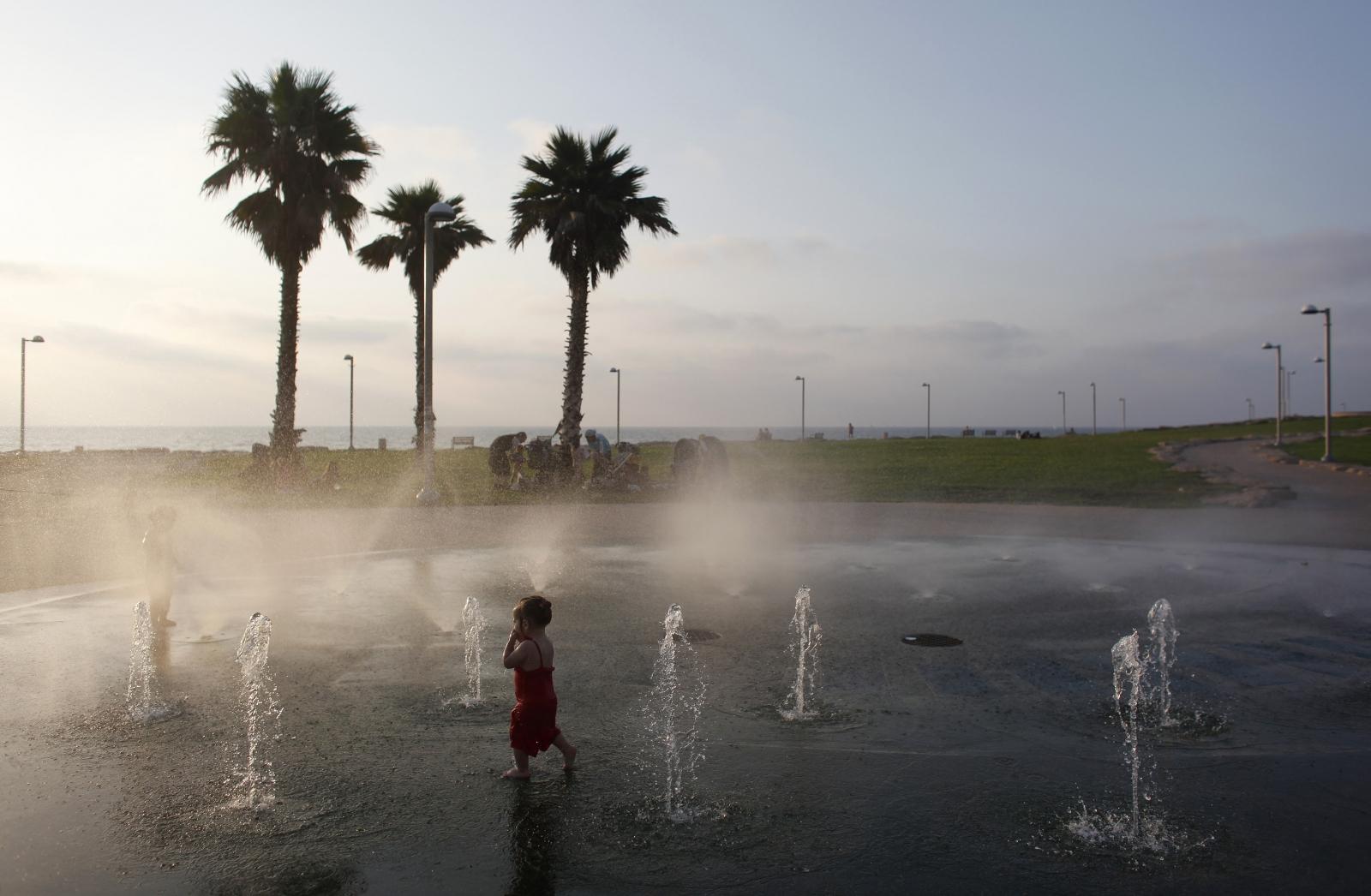 Inside Israel Diary: Tel Aviv Bereft of Foreign Visitors