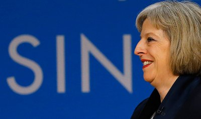 Conservative Party Conference Theresa May