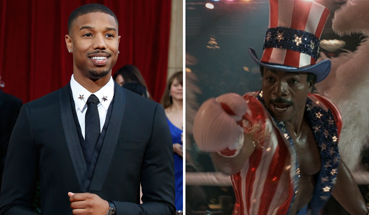 Michael B Jordan Apollo Creed