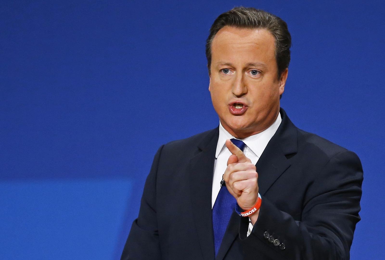 Conservative Conference 2014: David Cameron Pledges Tax ...