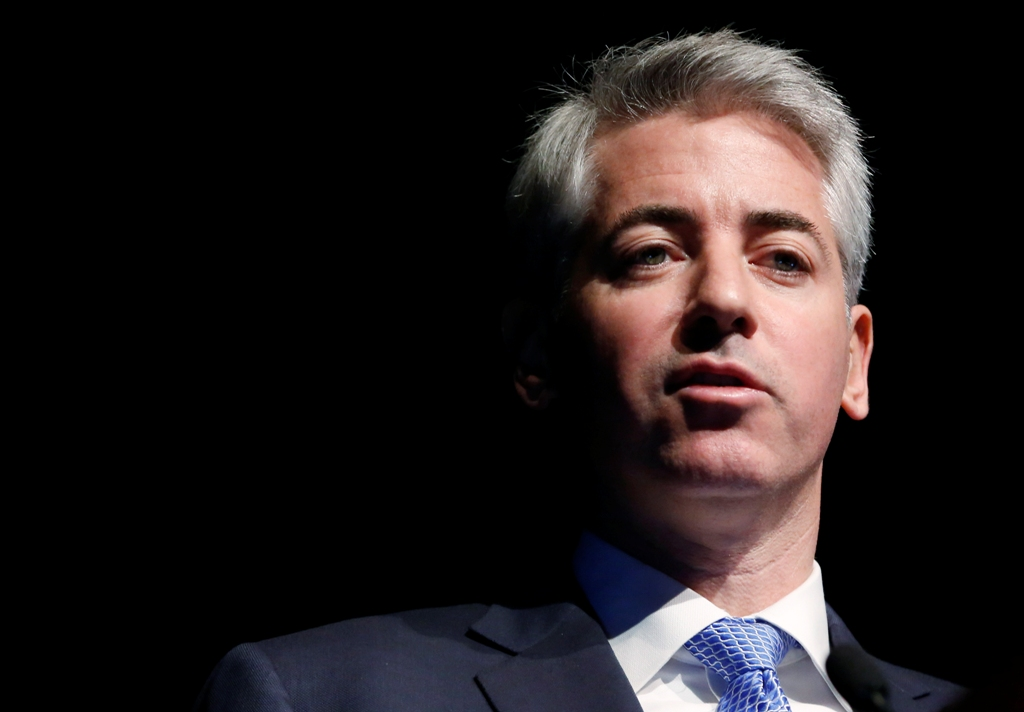 Bill Ackman's Pershing Square Raises $3bn Ahead of Amsterdam Float