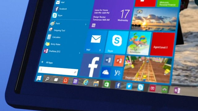 Microsoft Skips 9 and Goes to 10 for New Windows